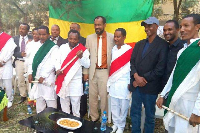 Ethiopia Freed Activists